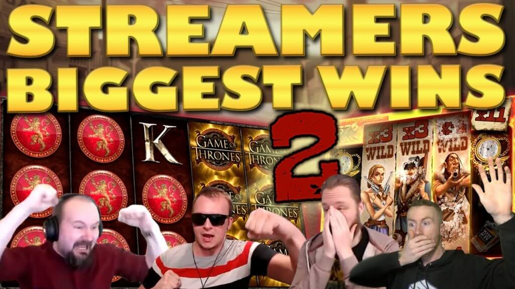 Casino Streamers biggest wins from week #2
